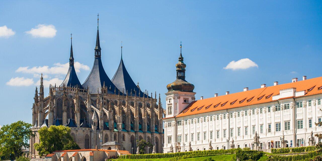 Největší krásy středních Čech