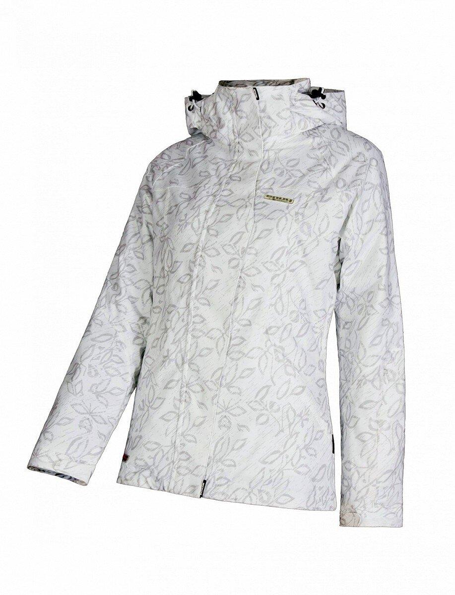 1d2bf5e400c Sněhově bílá dámská lyžařská bunda značky Envy
