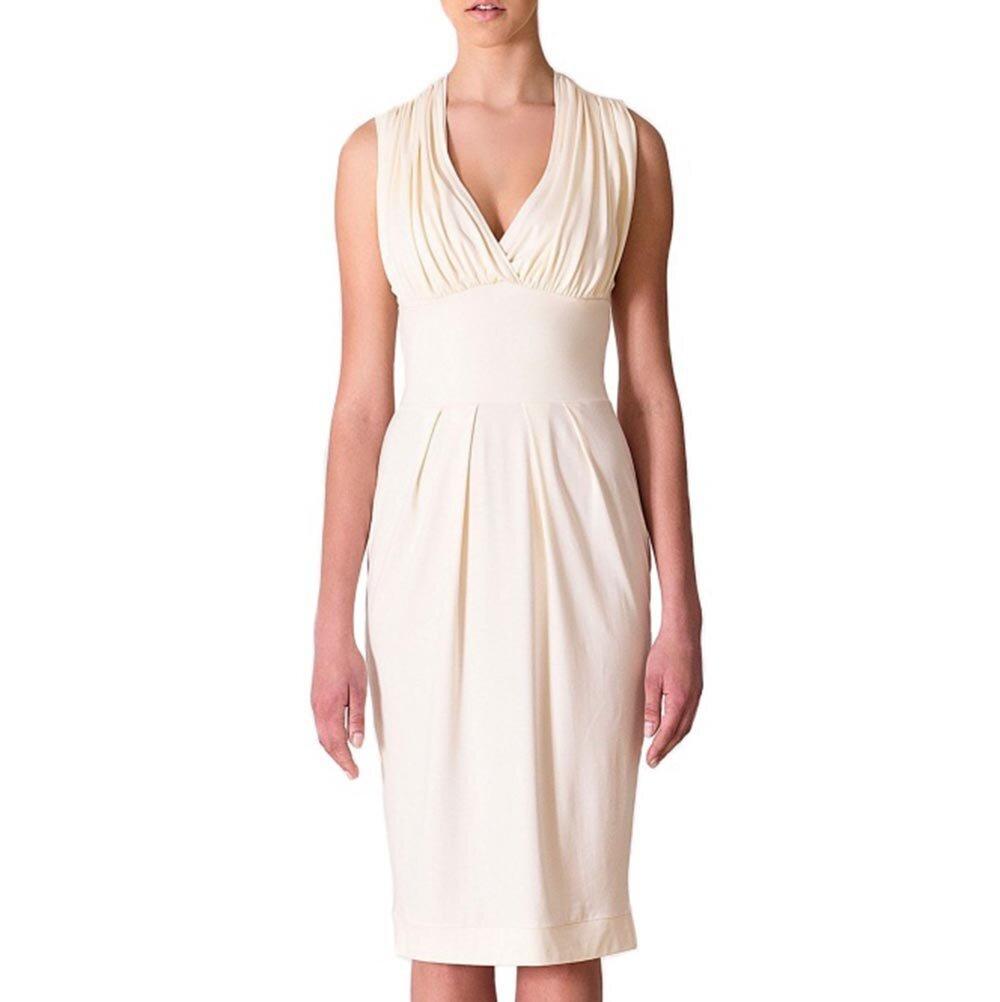 Dámské smetanové antické šaty Yuliya Babich  c65d382c74c