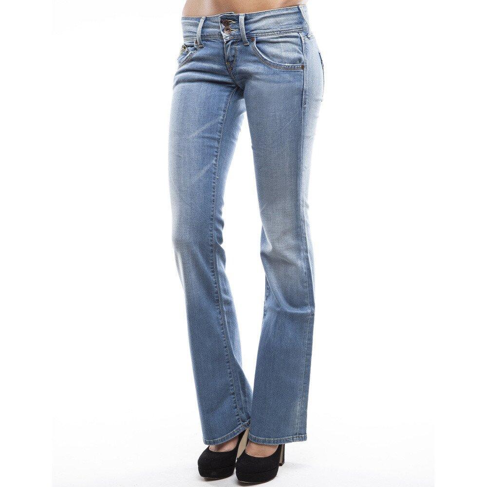 776408b2da7 Dámské modré džíny do zvonu Tommy Hilfiger