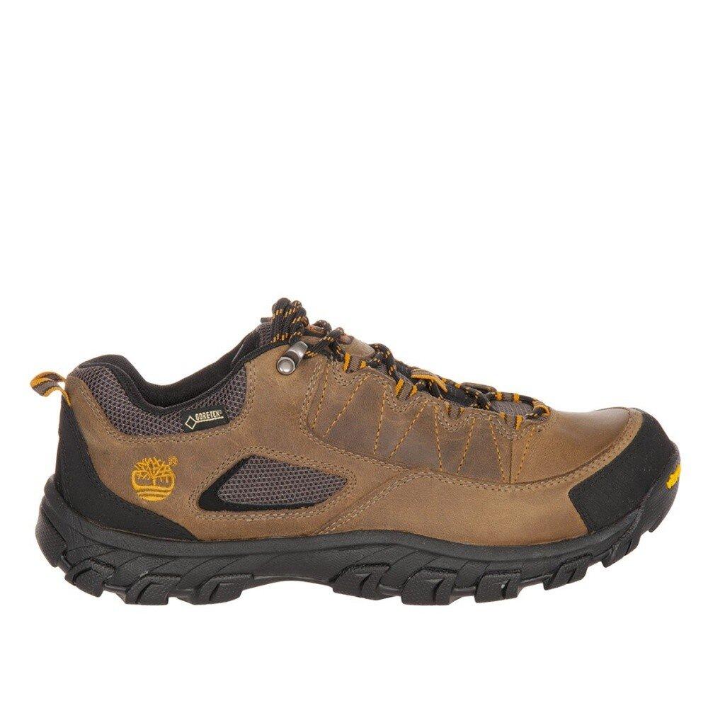 Pánské světle hnědé nízké trekové boty Timberland  1318335242