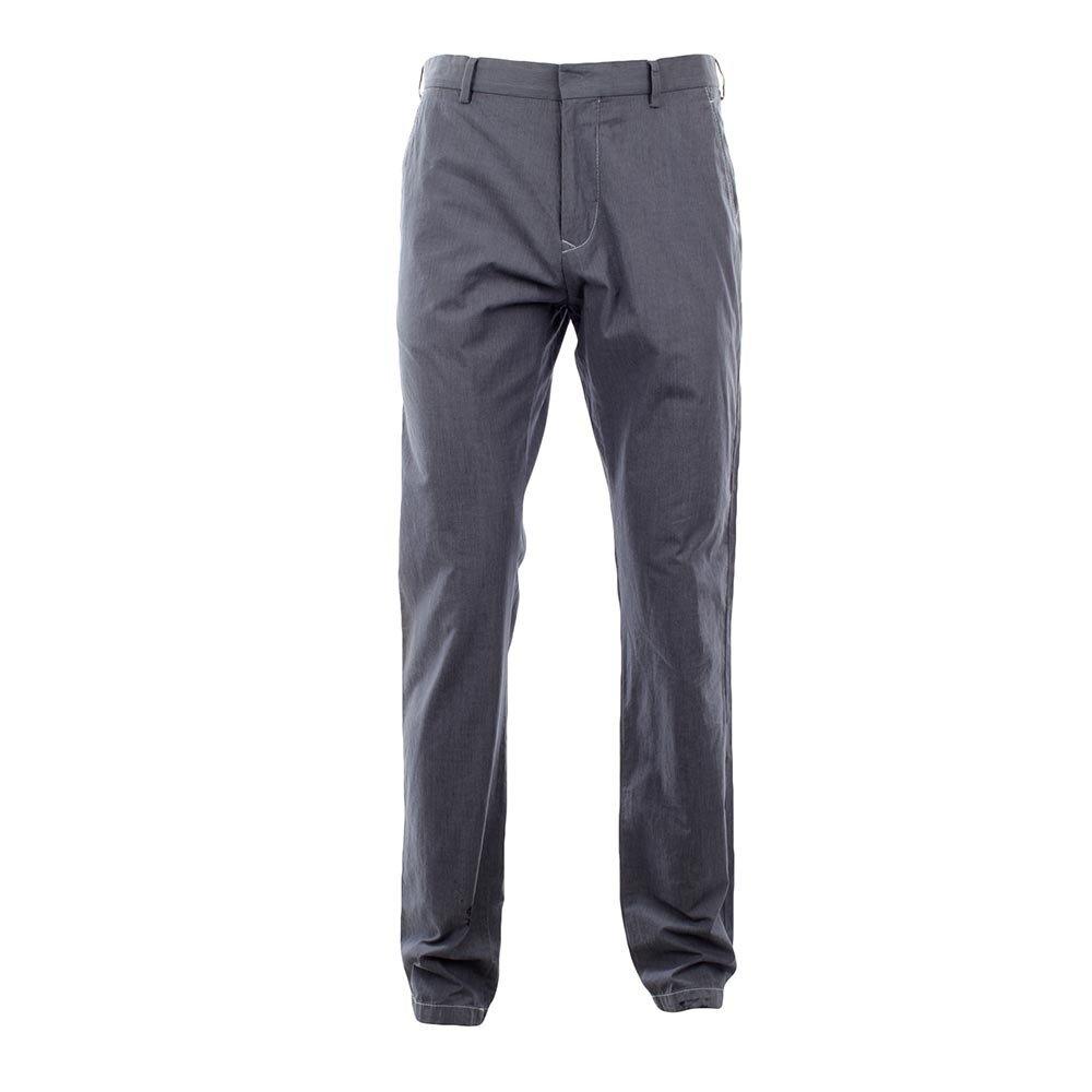Pánské modré pruhované lehké kalhoty Tommy Hilfiger  4caeab5d9e