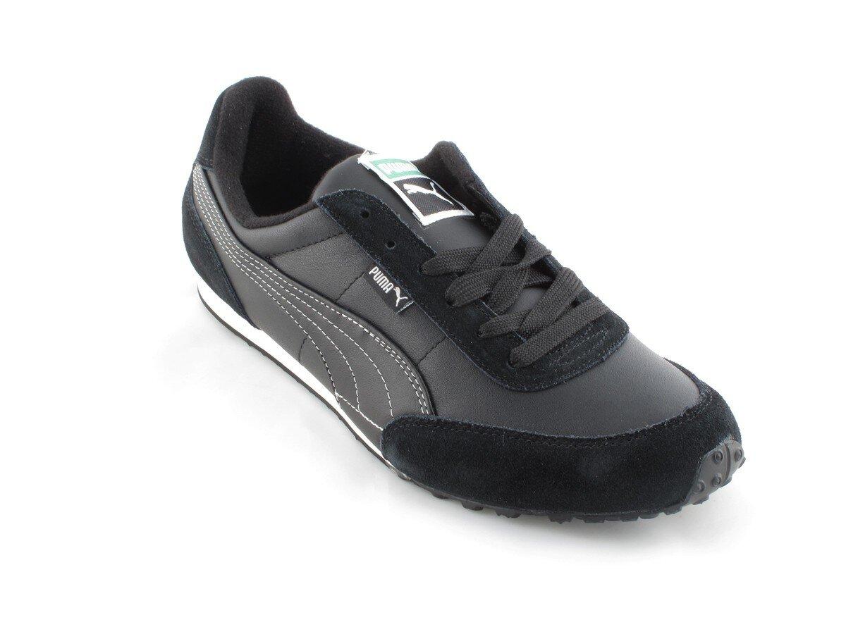 Pánské černé tenisky Puma  a722d48c0a5