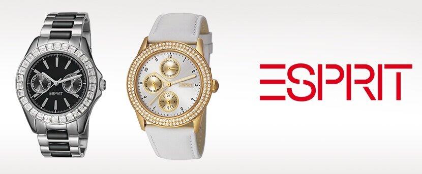 8b93e3ac6ba Dámské nadčasové hodinky Esprit