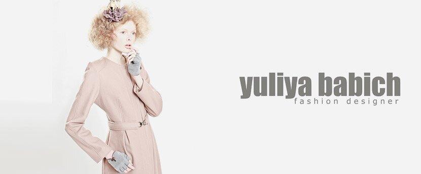 Jednoduše originální dámská móda Yuliya Babich  5b2ead8d615