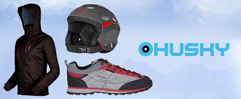 beae61cbb00 Sportovní vybavení na hory i do města Husky