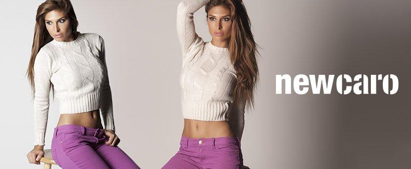 Španělská volnočasová móda pro dámy New Caro  427ec3dbee