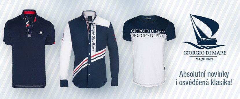 Stylová móda pro pány Giorgio di Mare  4211b85489