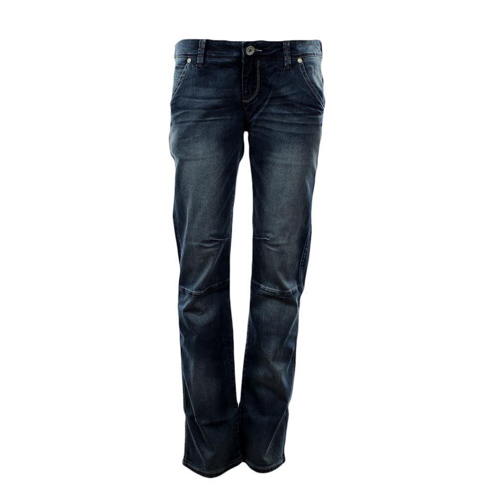 Dámské rovné modré džíny Exe Jeans  776db55d6f