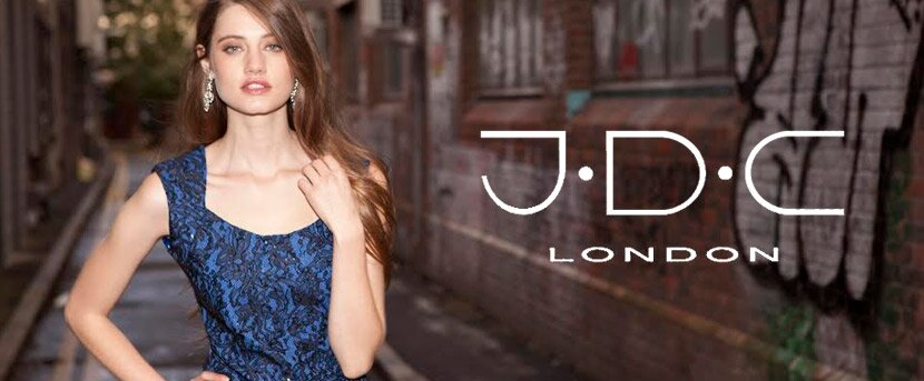 Elegance bez kompromisů! Dámské šaty JDC London  6d276db634