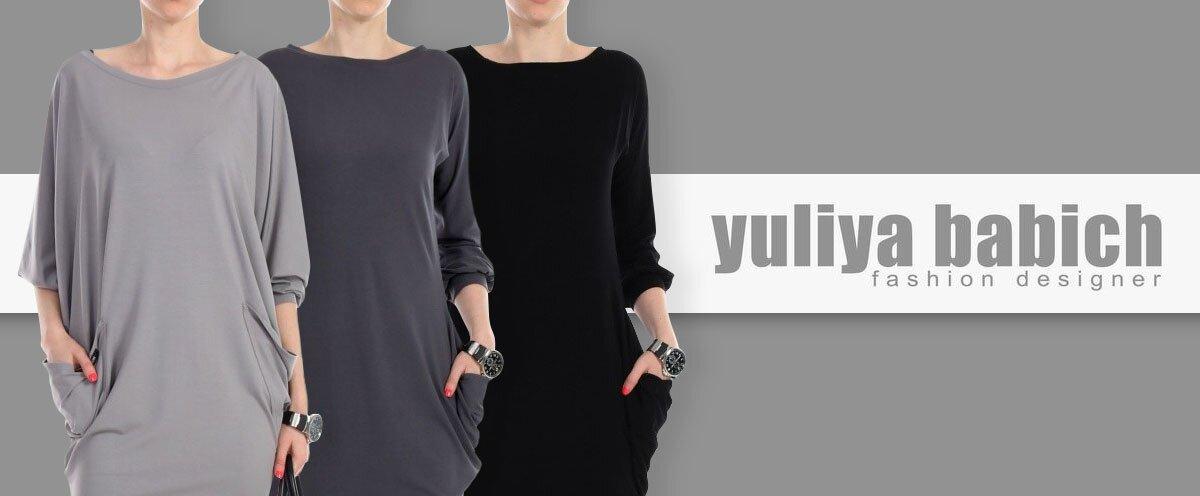 13188c7050e Minimalistická móda pro sebevědomé ženy Yuliya Babich
