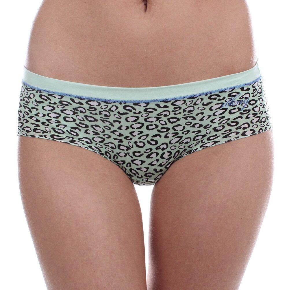 Dámské zelené leopardí kalhotky DKNY  c01d016ad9