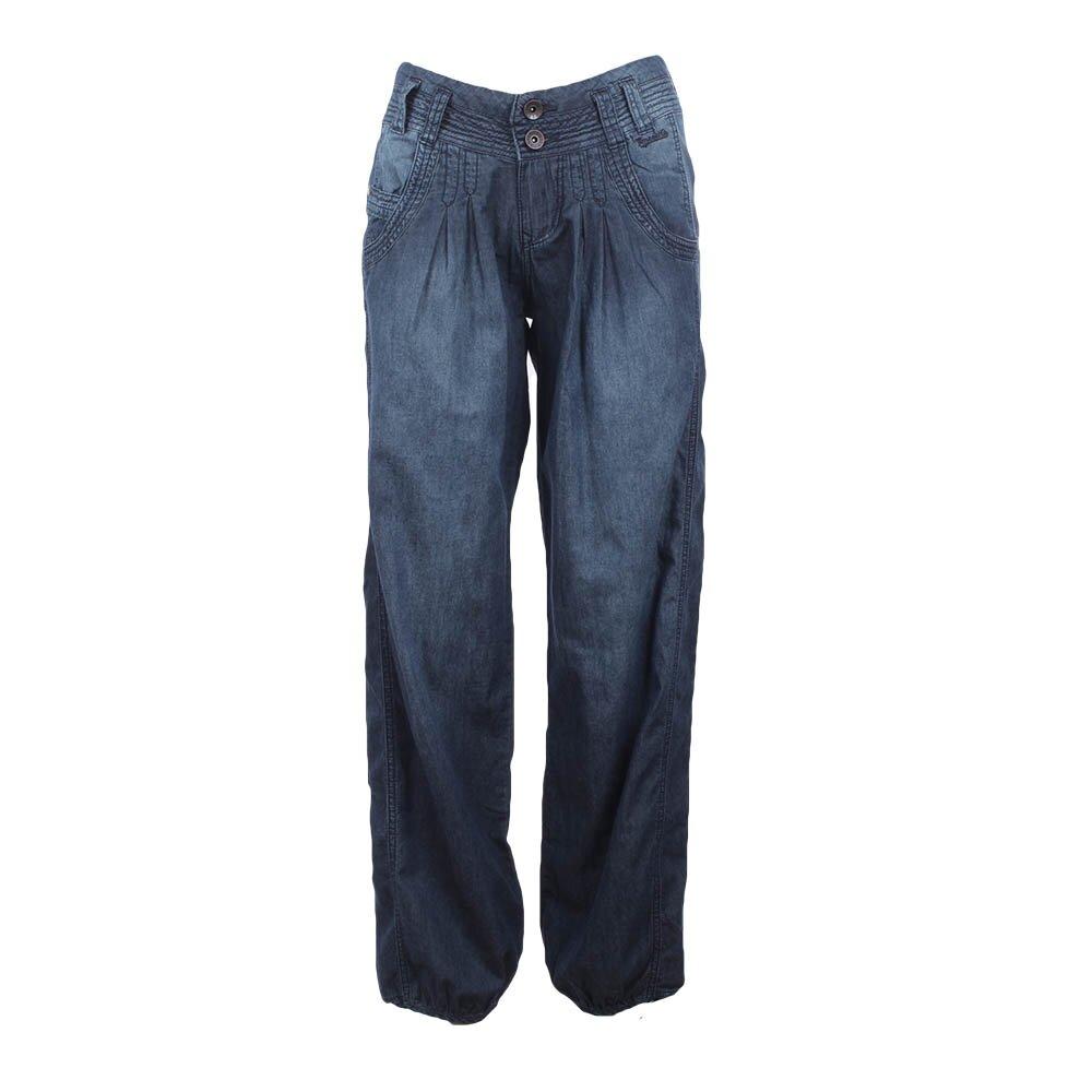 Dámské tmavě modré volné džíny Timeout  4f28da53c6