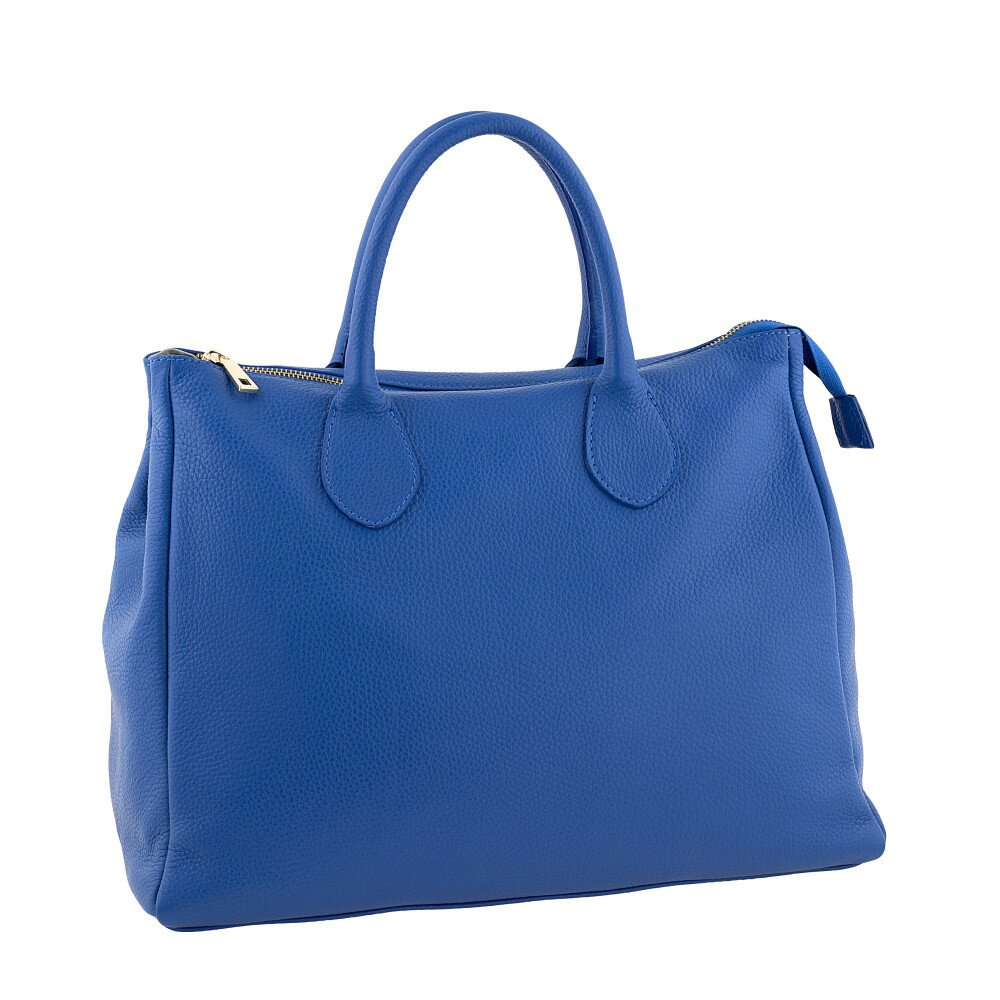 Dámská modrá kabelka Valentina Italy  c9cc7944bf7