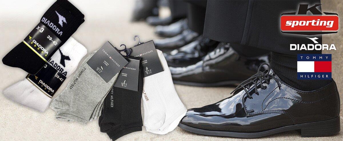 a1337c728 3 páry značkových ponožek Tommy Hilfiger či Diadora   Slevomat.cz