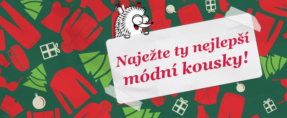 Top módní kousky – pod vánoční stromeček jako dělané  1e9f4fff5b0