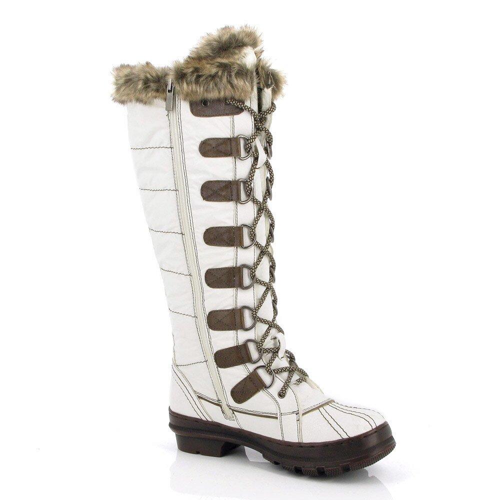 Dámské vysoké zimní boty Kimberfeel f4a4331c6b