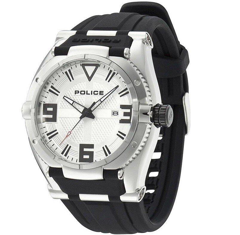 Pánské hodinky Police RAPTOR černý řemínek  55eb4a7444