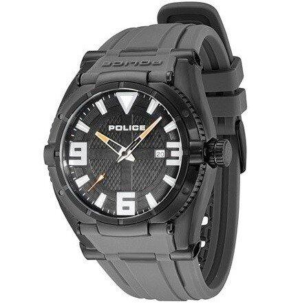 Pánské hodinky Police RAPTOR šedý řemínek  287717a3dfc