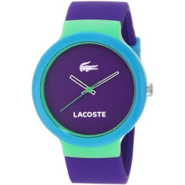 Dámské hodinky Lacoste Goa modré  5d75408dd6f