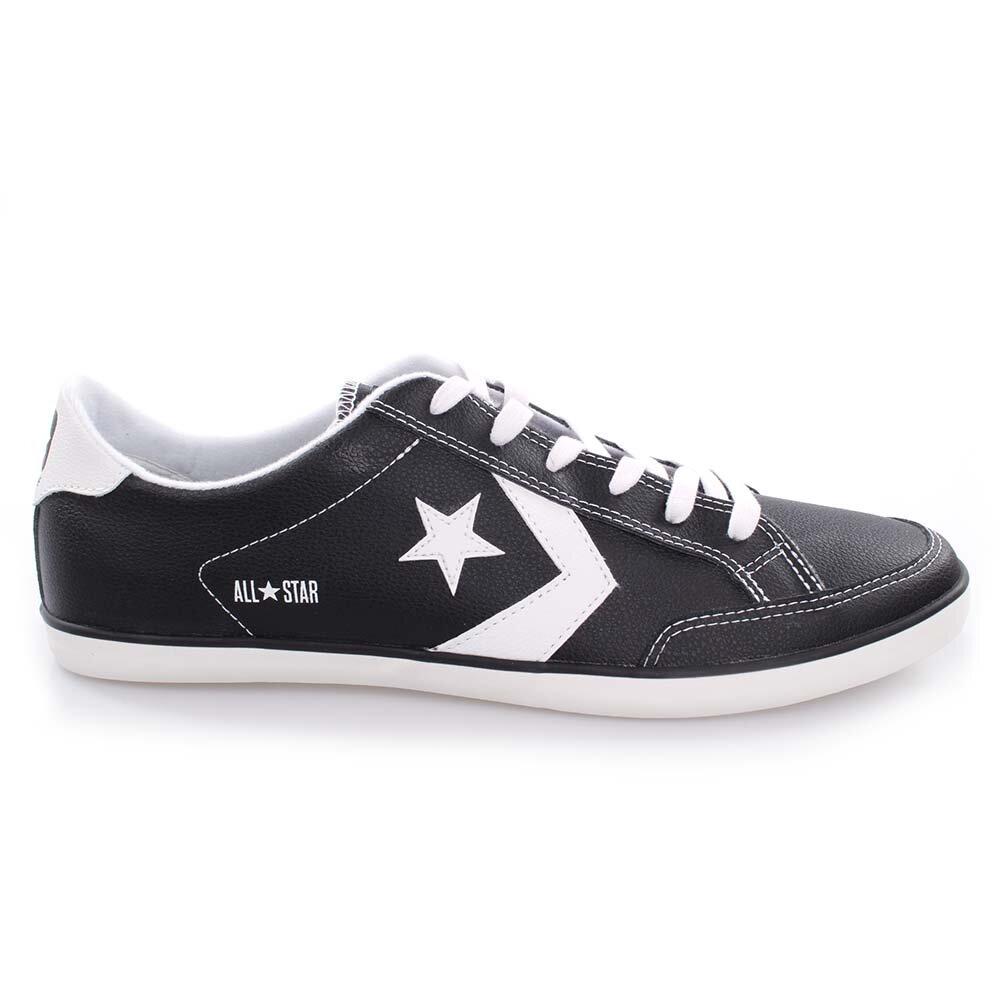 593c8cfd2e9 Pánské černo-bílé nízké boty Converse
