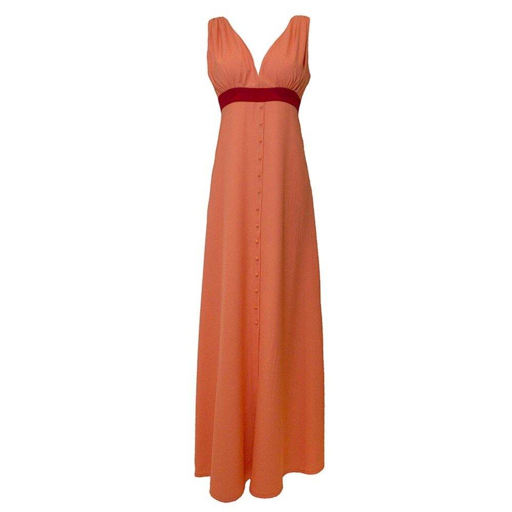 a468b1b29c0 Dámské korálové společenské šaty Virginia Hill