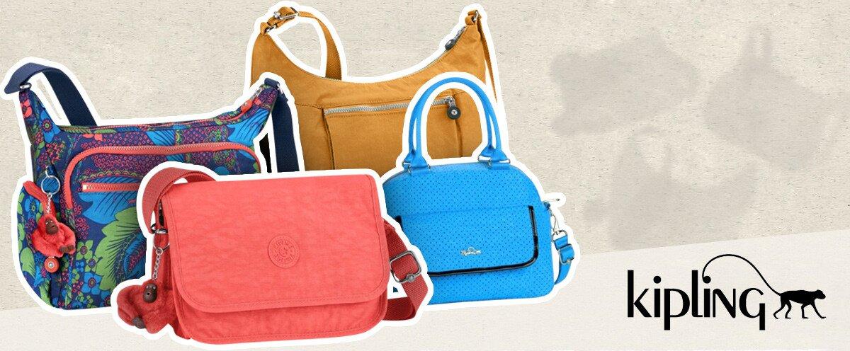 Dámské kabelky a batůžky Kipling  2a8144b267d