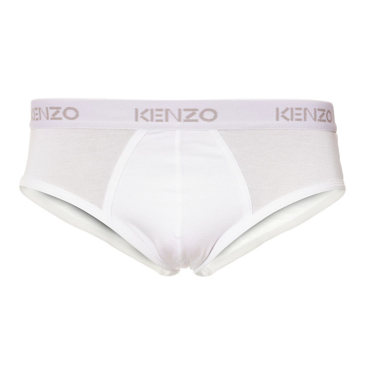 6d24a9cba5f Pánské bílé slipy Kenzo