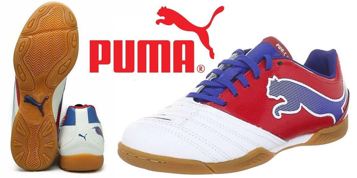 Sálová obuv Puma pro dospělé i děti  4b3c6ba938d