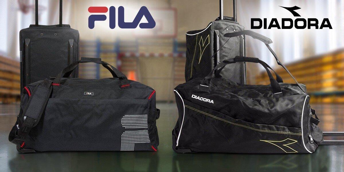 86fd2326f0 Sportovní tašky na kolečkách