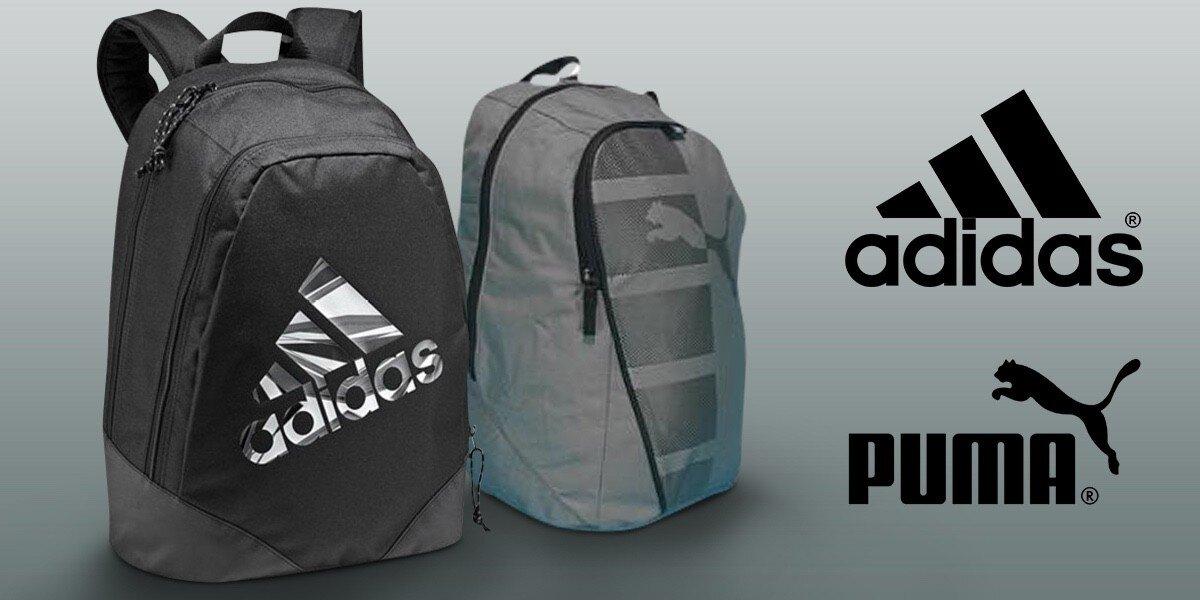 589a478a0 Parádní značkové batohy Adidas a Puma | Slevomat.cz