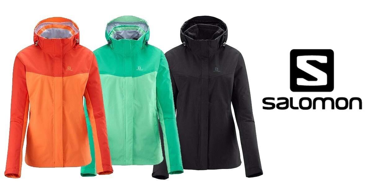 Dámská outdoorová bunda Salomon  49d6da563b