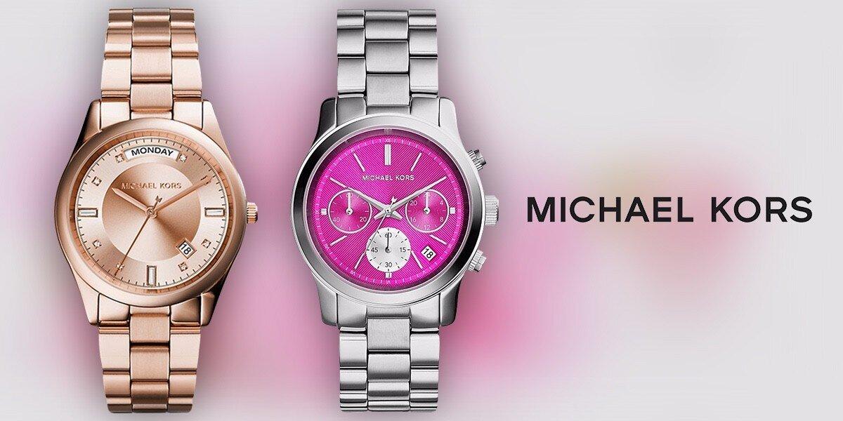 Dámské luxusní hodinky Michael Kors  35878154fe