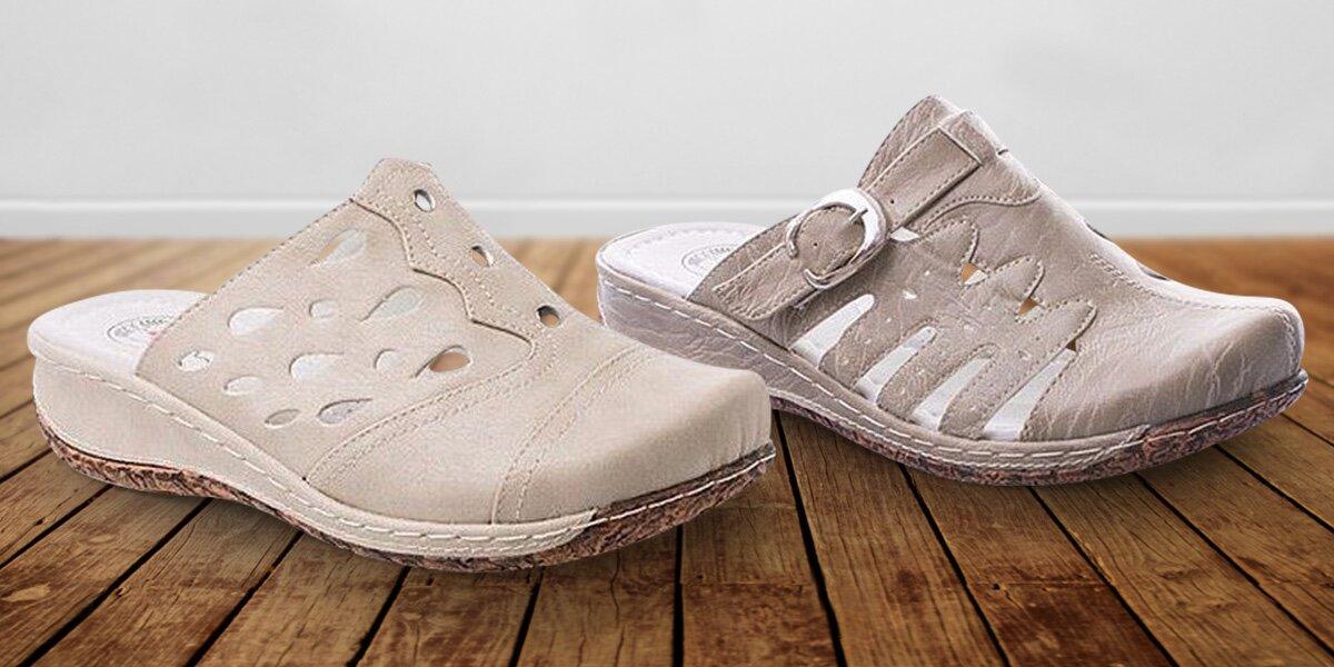 Domácí i venkovní pantofle Koka  0537481026