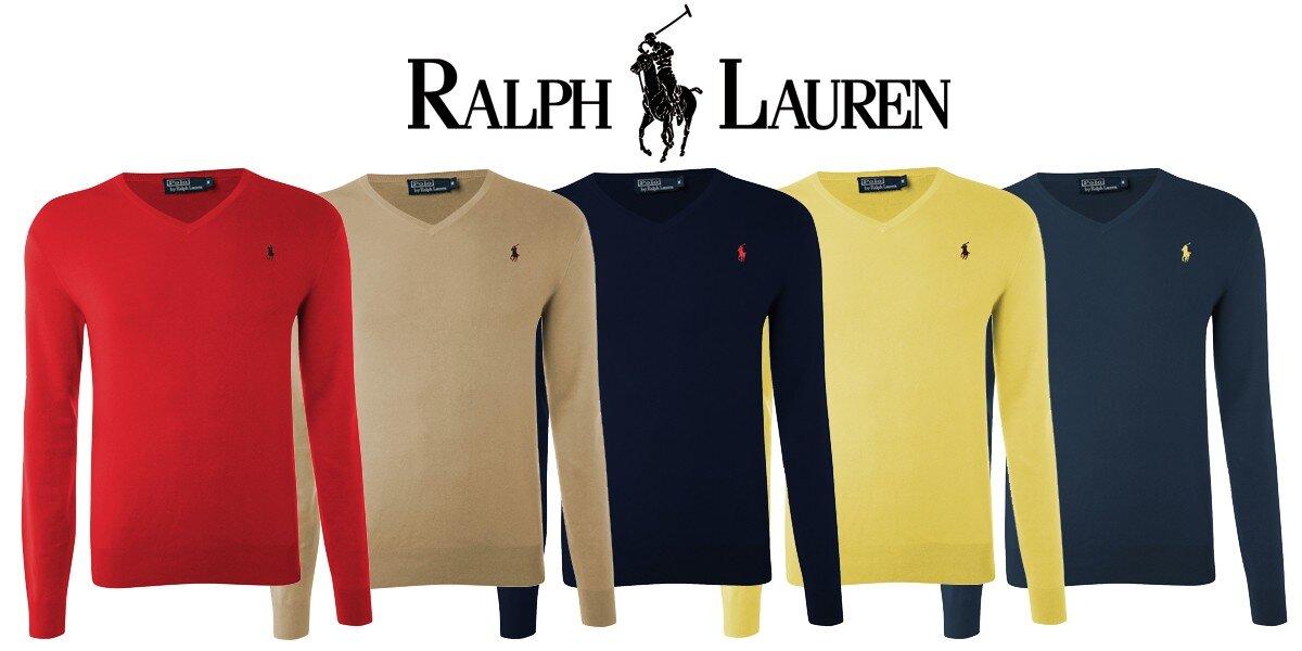 Pánské svetry od Ralpha Laurena  4f37dbe111
