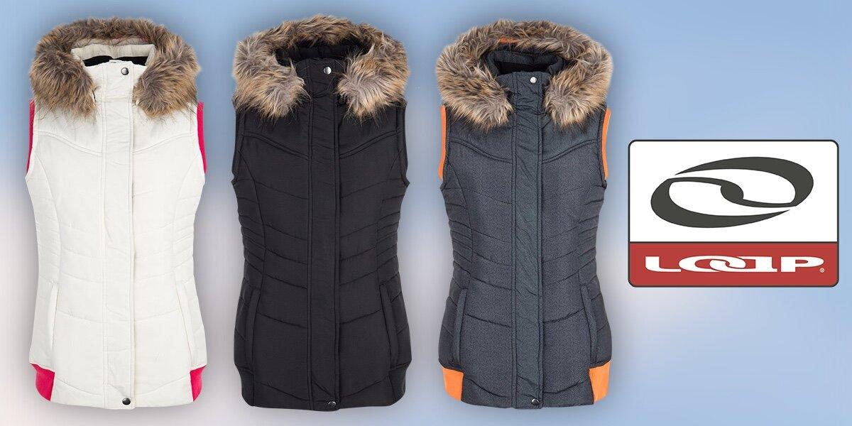 34560b2bc901 Voděodolné zimní vesty Loap