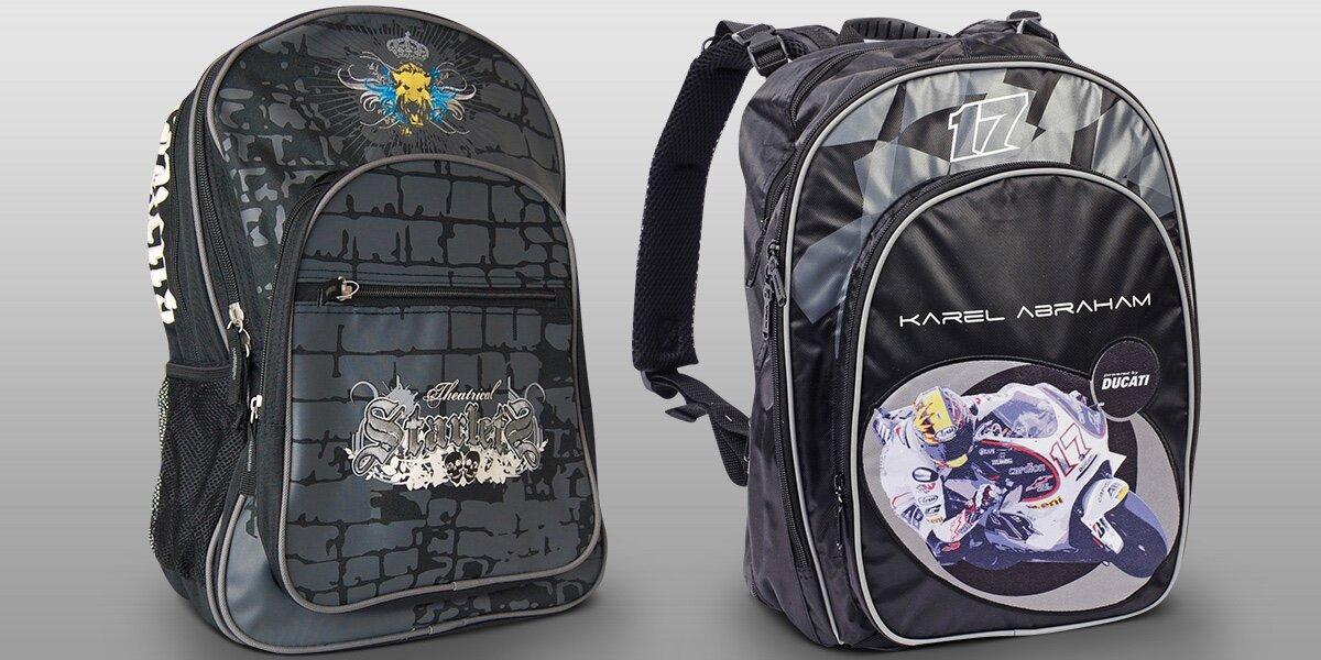 Batohy pro pány kluky či taška pro slečny  f371bf97fc