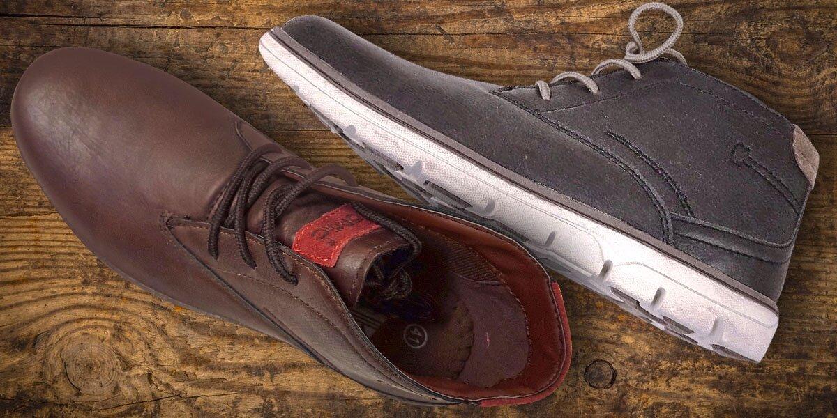 Pánské kotníkové boty  c37c2b9f09