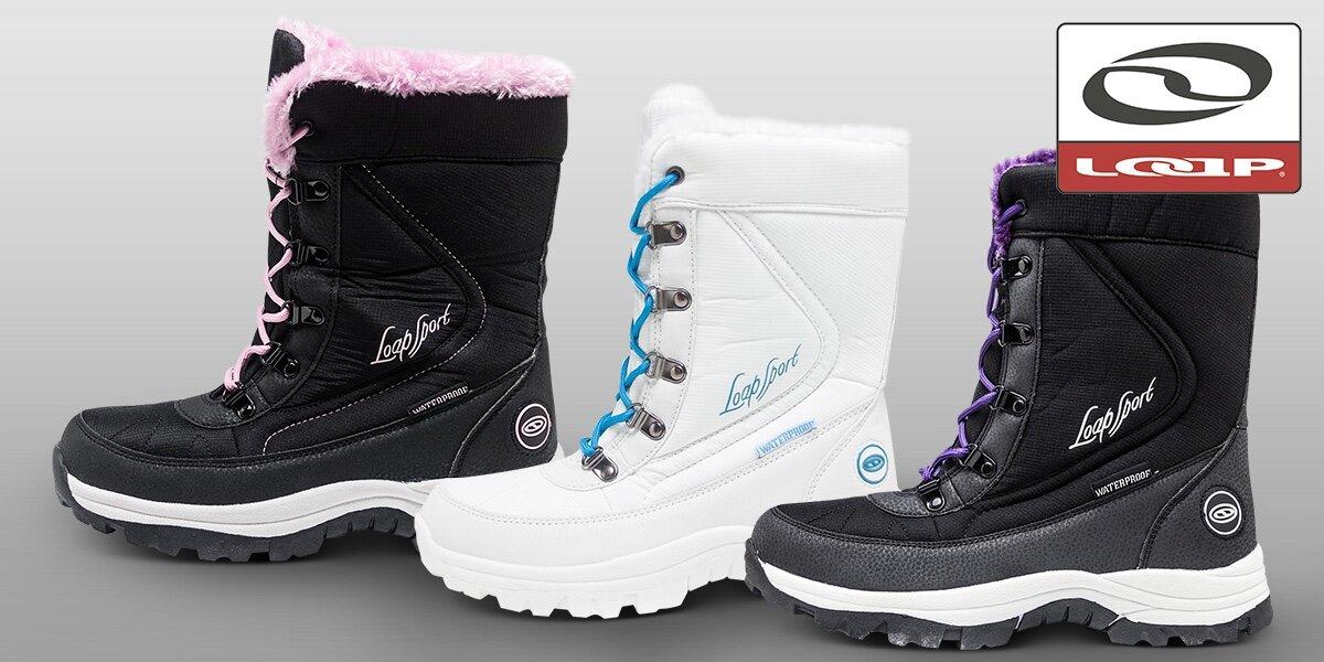 Dámské zimní boty Loap  47dcd83cb0