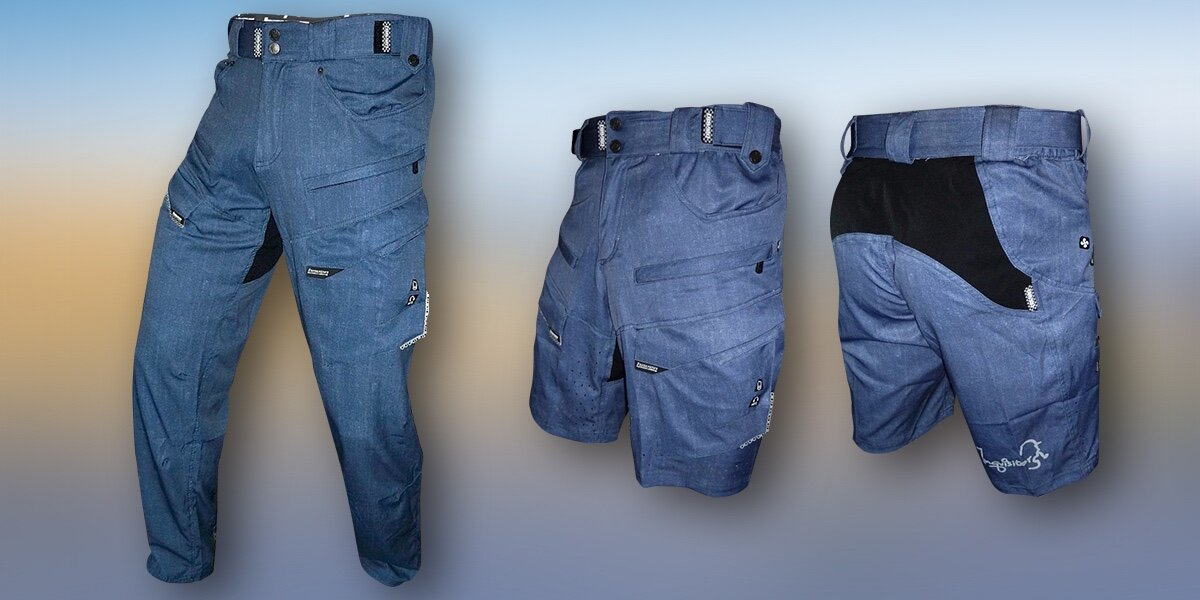 Cyklo i outdoor pánské kalhoty Haven Inquisitor  7d0729d893