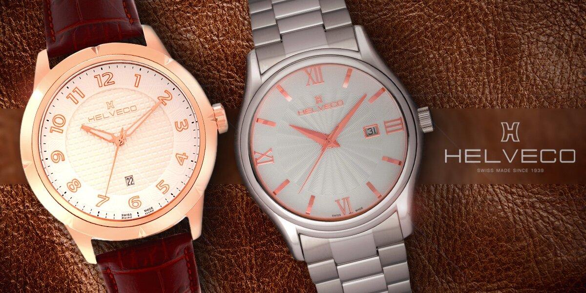 4104a540a37 Luxusní švýcarské hodinky Helveco