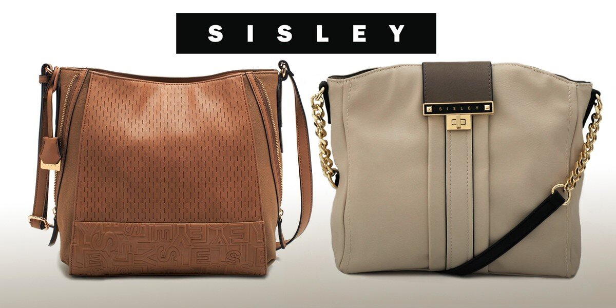 48998d13a6a Nádherné dámské crossbody kabelky Sisley