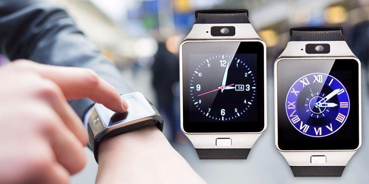 1e562ebaf Chytré hodinky C-Tech s kamerou i foťákem | Slevomat.cz