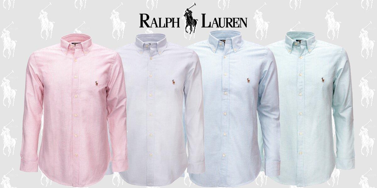 Elegantní pánské košile Ralph Lauren  a378d2426c