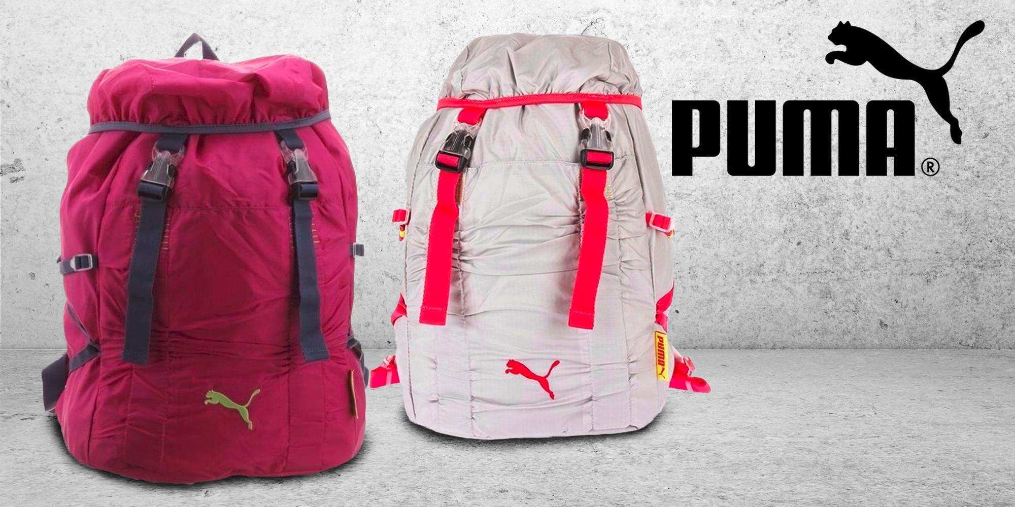 Extra lehký dámský batoh Puma na výlet i do školy  62707dbba4