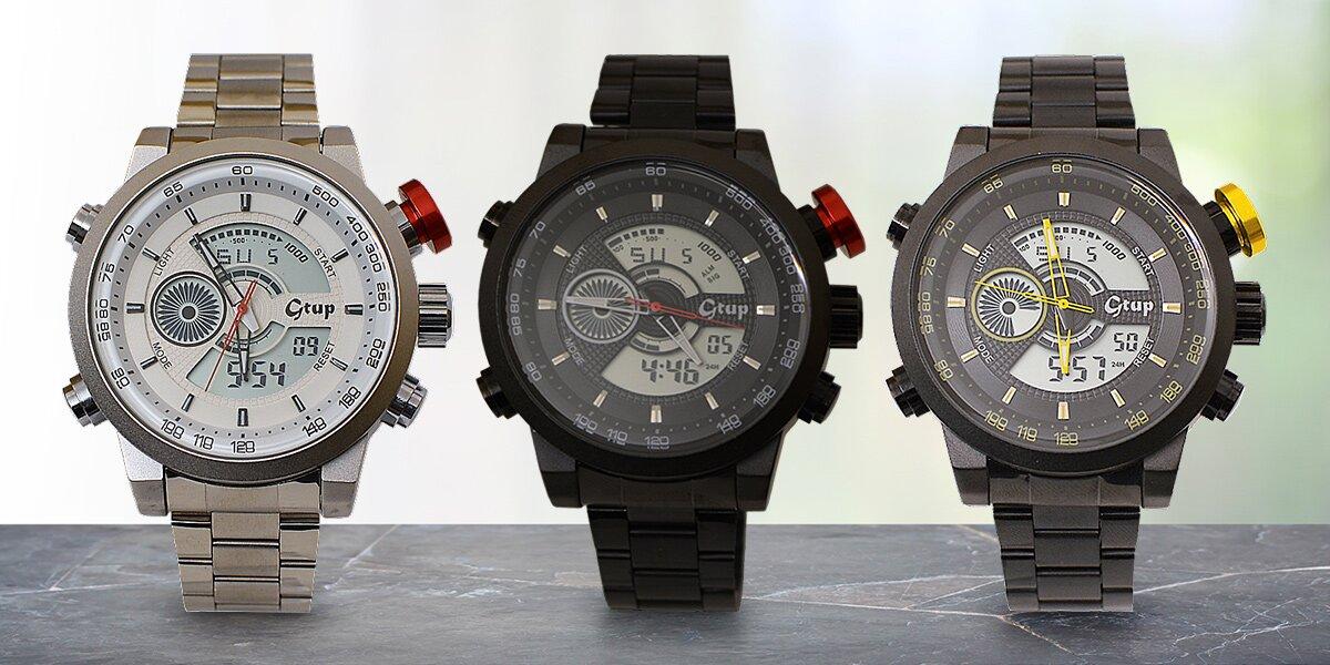 Pánské hodinky Gtup 1020  53cb1ce97f
