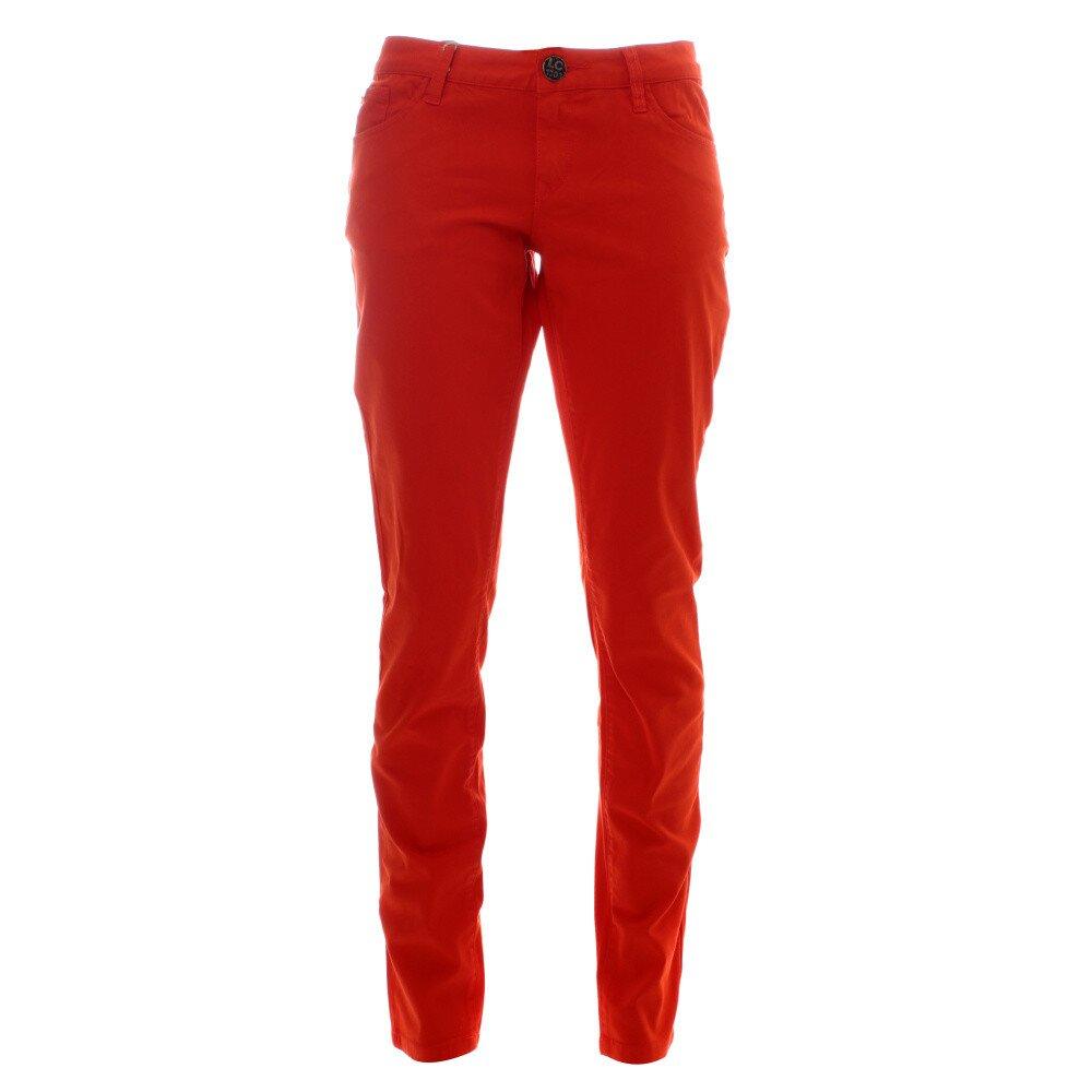 0b8e3275d69 Dámské oranžové kalhoty Lee Cooper