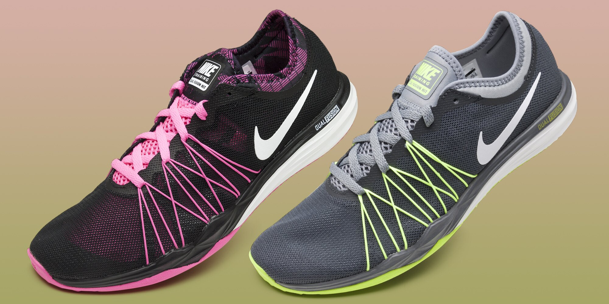 Dámské fitness boty Nike Dual Fusion  a13f9b8a321