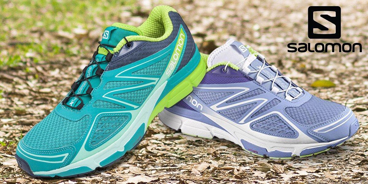 Dámské běžecké boty Salomon na různé povrchy  e880be5042