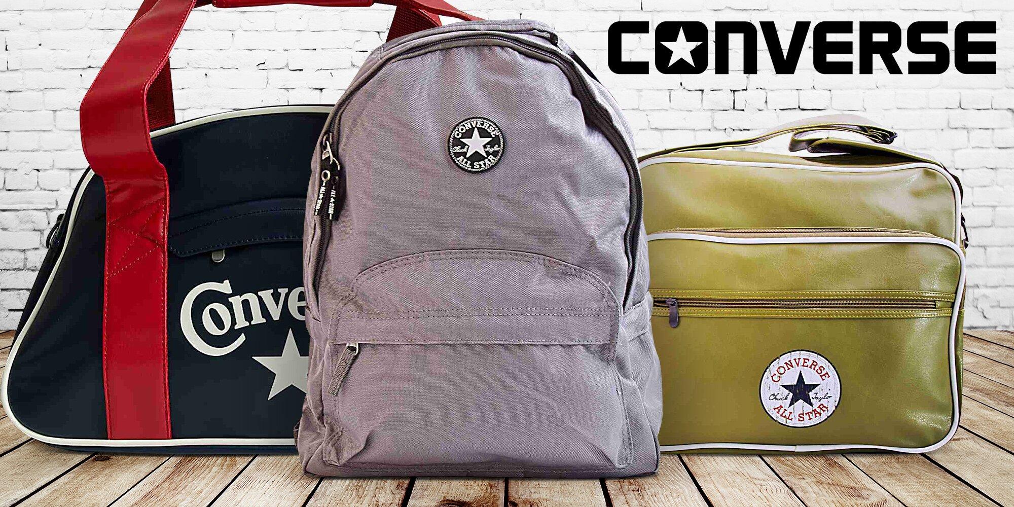 Sportovní tašky legendární značky Converse  8fc96c9322